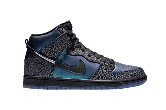 "Black Sheep x Nike SB Dunk High ""Black Hornet"" bq6827-001"