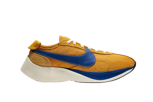Nike Moon Racer Yellow Blue bv7779-700