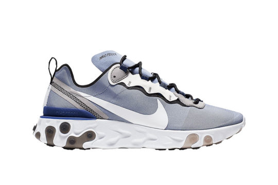 Nike React Element 55 Light Blue bq6166-402