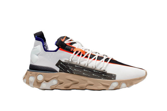 Nike React WR ISPA Summit White Blue ar8555-100