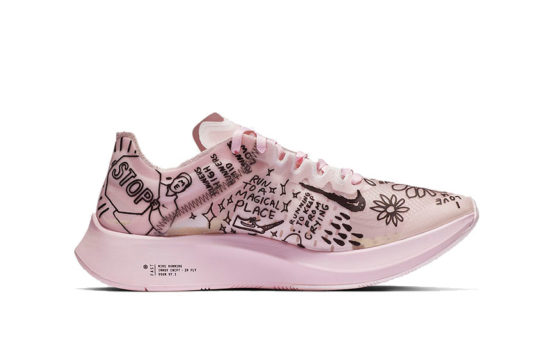 Nike Zoom Fly SP Fast Nathan Bell Pink at5242-100