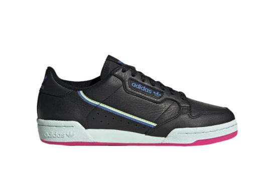 adidas Continental 80 Black Blue g27723