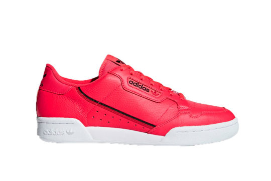 adidas Continental 80 Shock Red cg7131