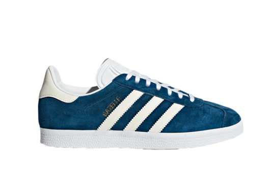 adidas Gazelle Blue White cg6068