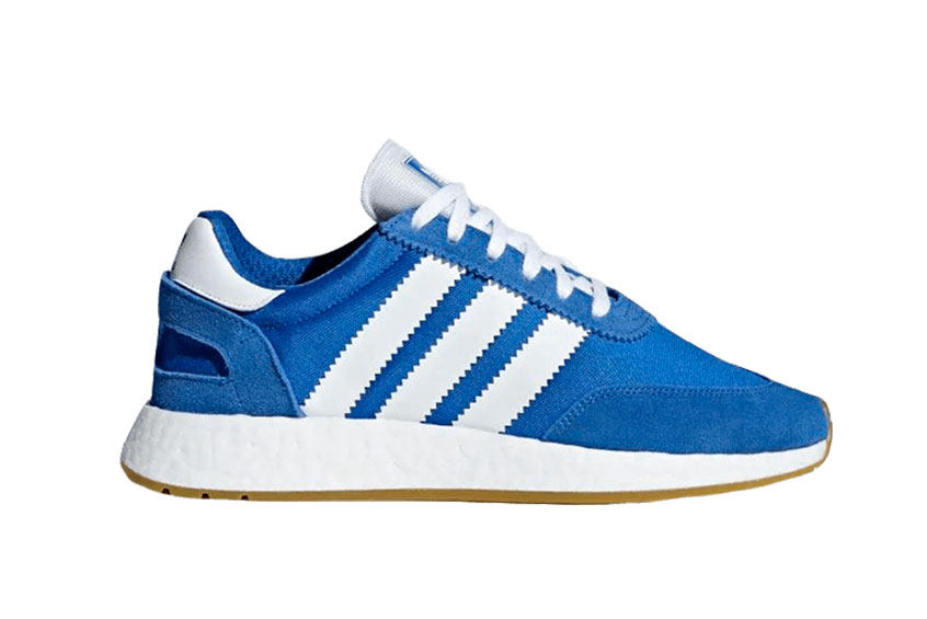 adidas I-5923 Blue White : Release date