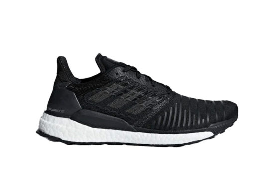 adidas Solar Boost Black Grey cq3171