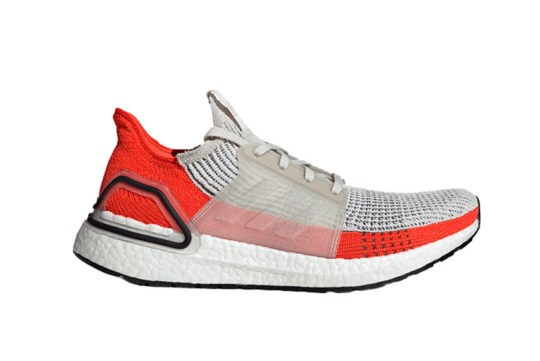 adidas Ultra Boost 19 Orange Grey f35245