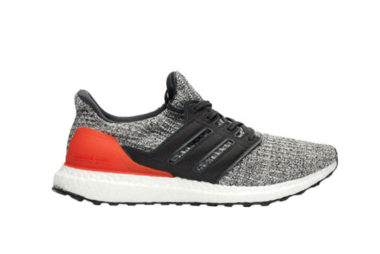 adidas Ultra Boost 4.0 Grey Red db2834