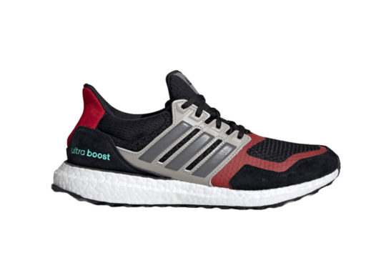 adidas Ultra Boost S&L Black Red ef0724