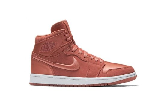 "Air Jordan 1 Womens High ""Sun Blush"" ao1847-640"