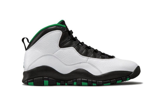 Air Jordan 10 Seattle 310805-137