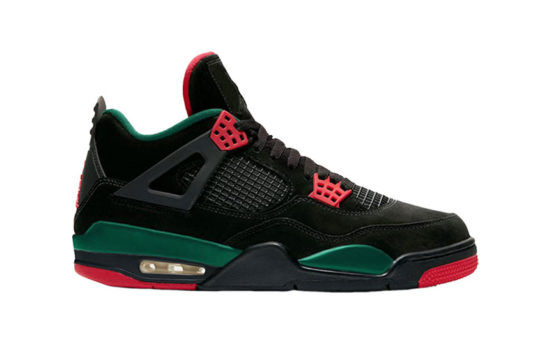Do The Right Thing x Air Jordan 4 Black aq3816-063