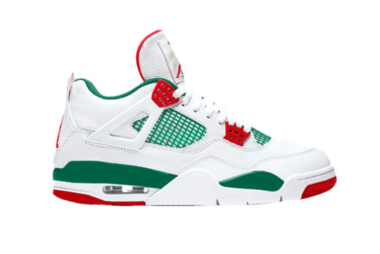 Do The Right Thing x Air Jordan 4 White aq3816-163