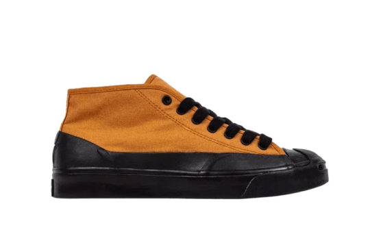 Converse JP Chukka Orange Black 164664c