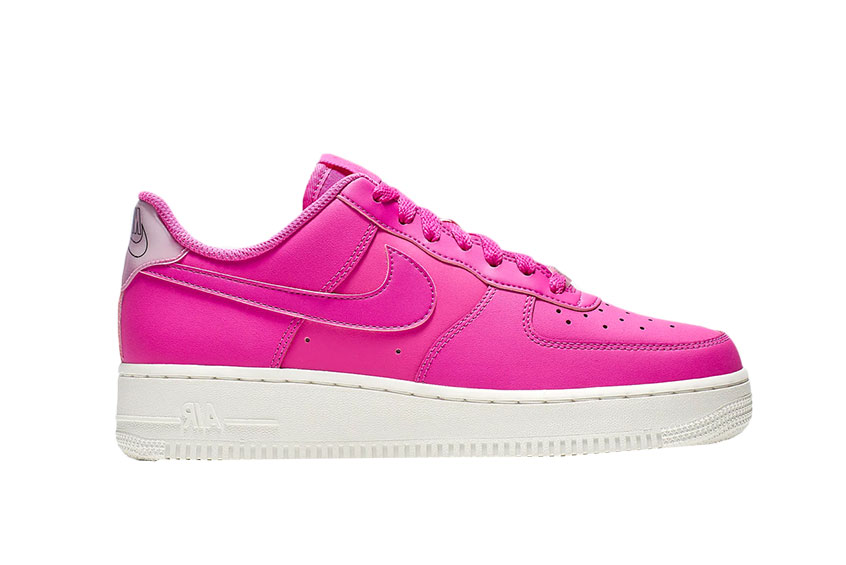 2978a49d2a Nike Air Force 1 '07 Essential Hot Pink : Release date, Price & Info