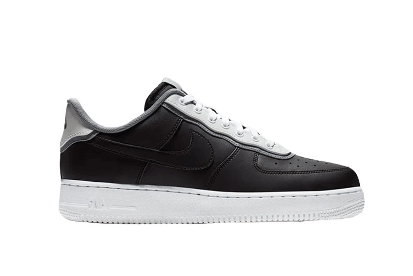 new style ff841 b71ad How to buy the Nike Air Force 1 07 LV8 1 Black