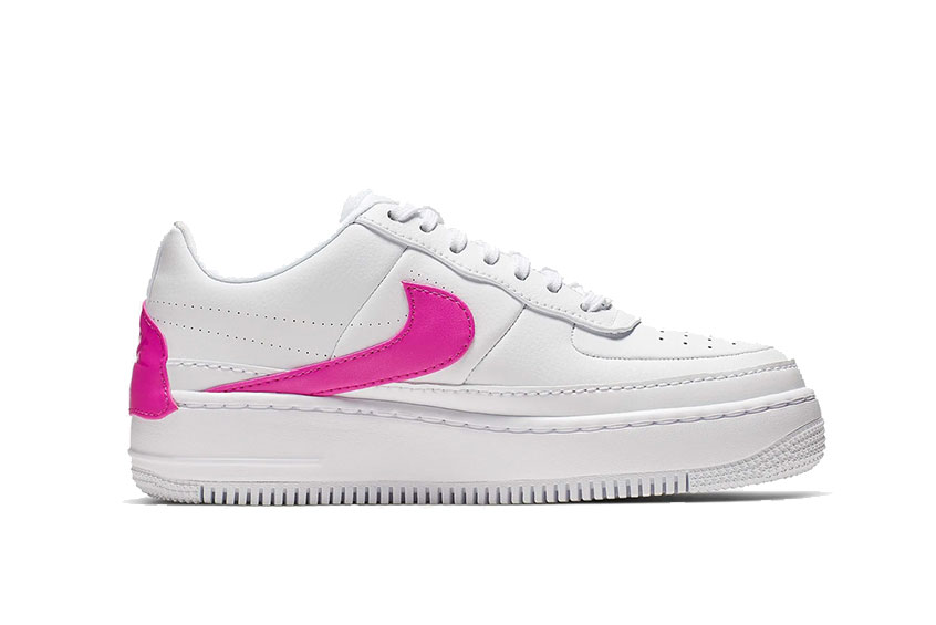 Nike Air Force 1 Jester XX White Pink : Release date, Price & Info