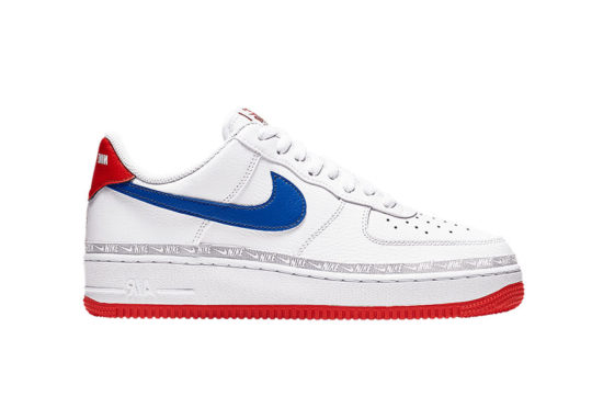 Nike Air Force 1 White Blue cd7339-100