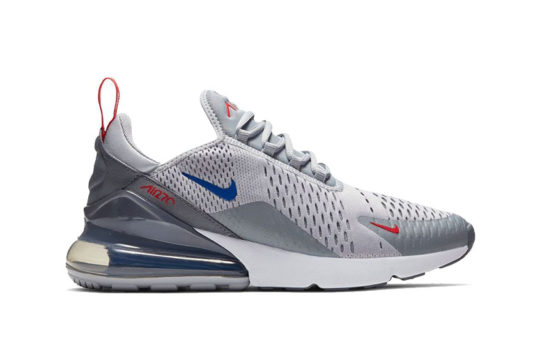Nike Air Max 270 Grey Blue cd7338-001