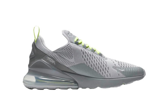 Nike Air Max 270 Grey Volt cd7337-001