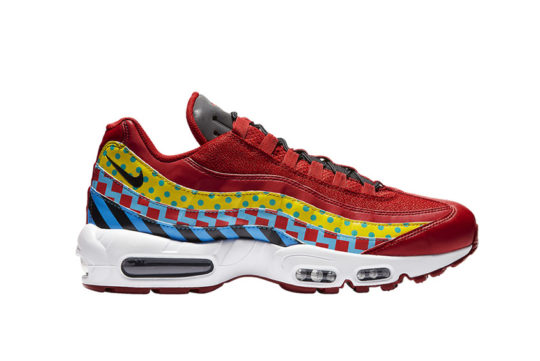 Nike Air Max 95 Gym Red cd7787-600