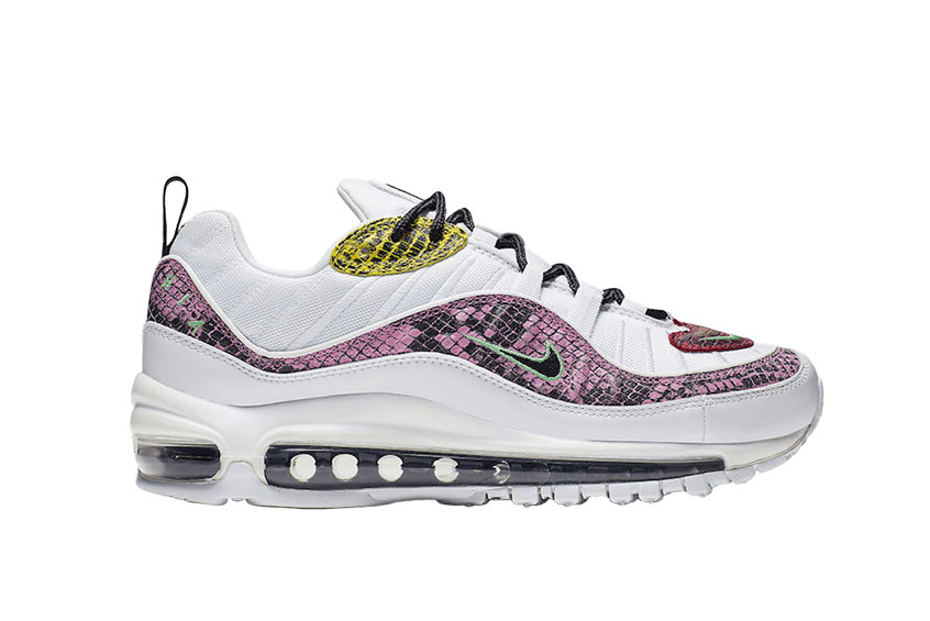 Nike Air Max 98 Premium Animal Print : Release date, Price & Info