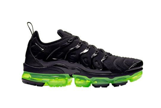 Nike Air VaporMax Plus Black Volt 924453-015