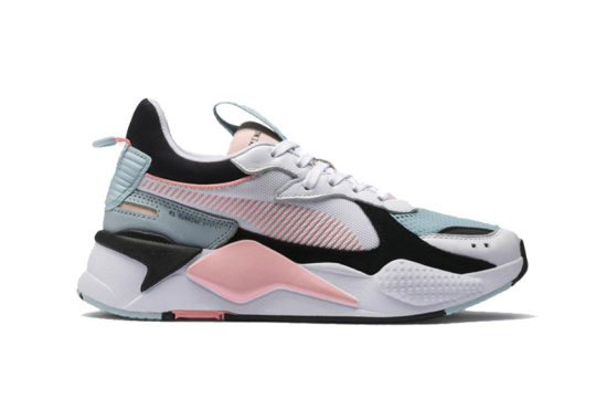 PUMA RS-X Reinvention White Pink Womens 369579-06