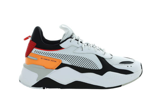PUMA RS-X Tracks White Black 369332-02