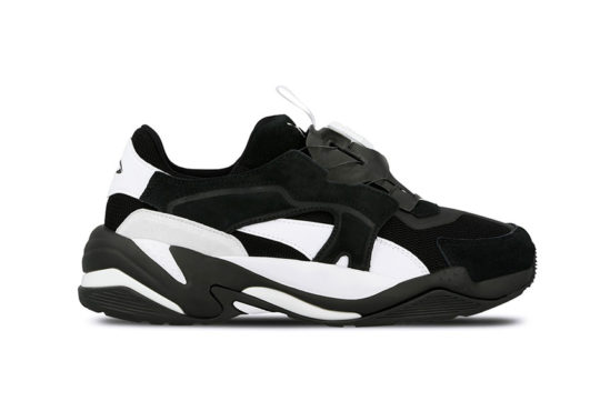 Puma Thunder Disc Black White 369355-02