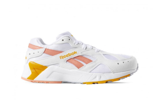 Reebok Aztrek White Orange dv4276