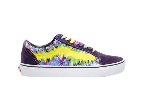 Vans Old Skool Purple Yellow vn0a38g1vmo