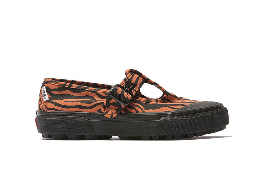 Vans Style 93 x Ashley Williams Tiger Black : Release date, Price & Info