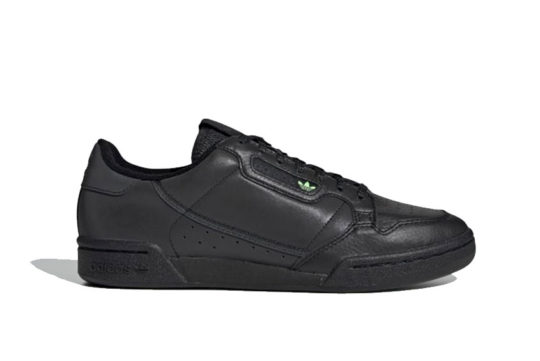 adidas Continental 80 Black ef5823