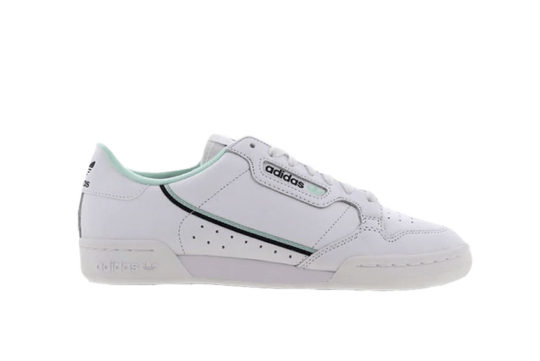 adidas Continental 80 White Mint g26066