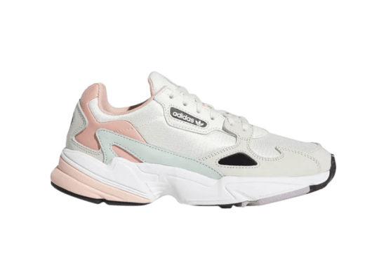 adidas Falcon White Trace Pink ee4149
