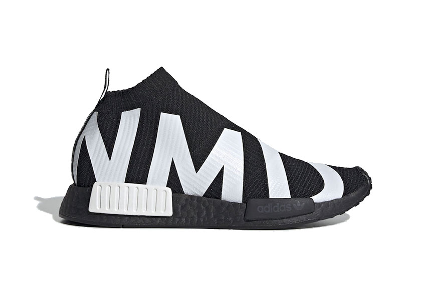 adidas NMD CS1 Core Black « Logo » eg7539