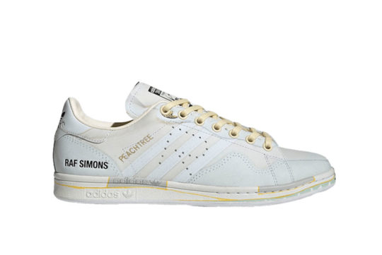 adidas Raf Simons Peach Stan Smith White ee7952