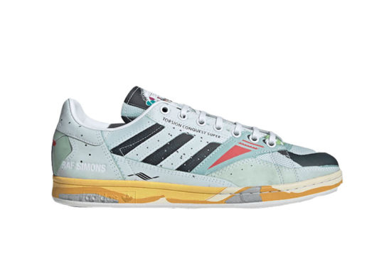 adidas Raf Simons Torsion Stan Smith White Grey ee7953