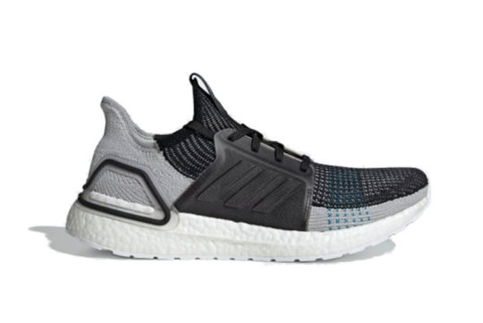 adidas Ultra Boost 19 Black White f35242