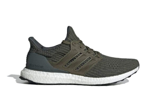 adidas Ultra Boost Khaki White db2833