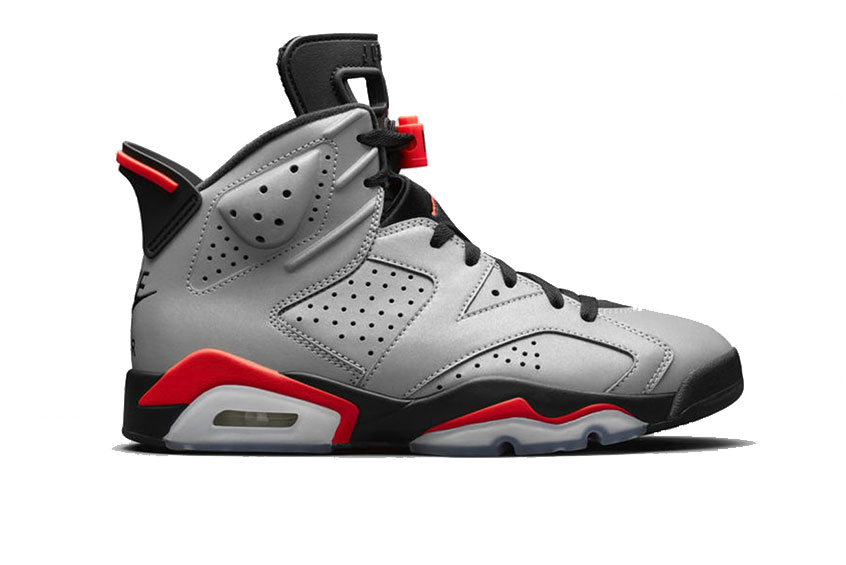 Air Jordan 6 Reflective Infrared : Release date, Price & Info