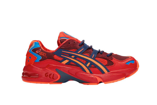 Vivienne Westwood x ASICS Tiger Gel-Kayano 5 Red 1021a166-600