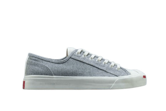 Footpatrol x Converse Jack Purcell Ox Grey 165492c