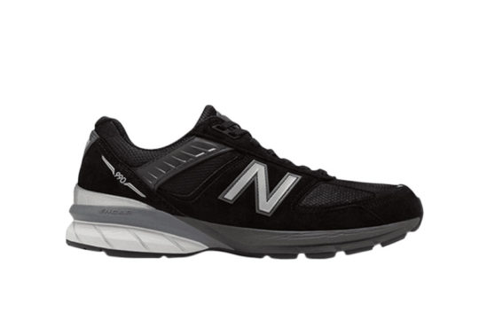 New Balance  Black Silver m990bk5
