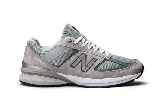 New Balance M990GL5 Made in USA Grey 725291-60-12