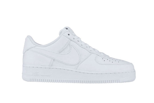 Nike Air Force 1 07 Oversized Swoosh White at4143-103
