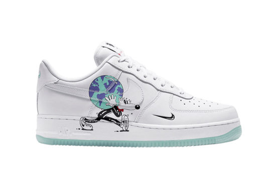 Nike Air Force 1 Earth Day Pack White ci5545-100