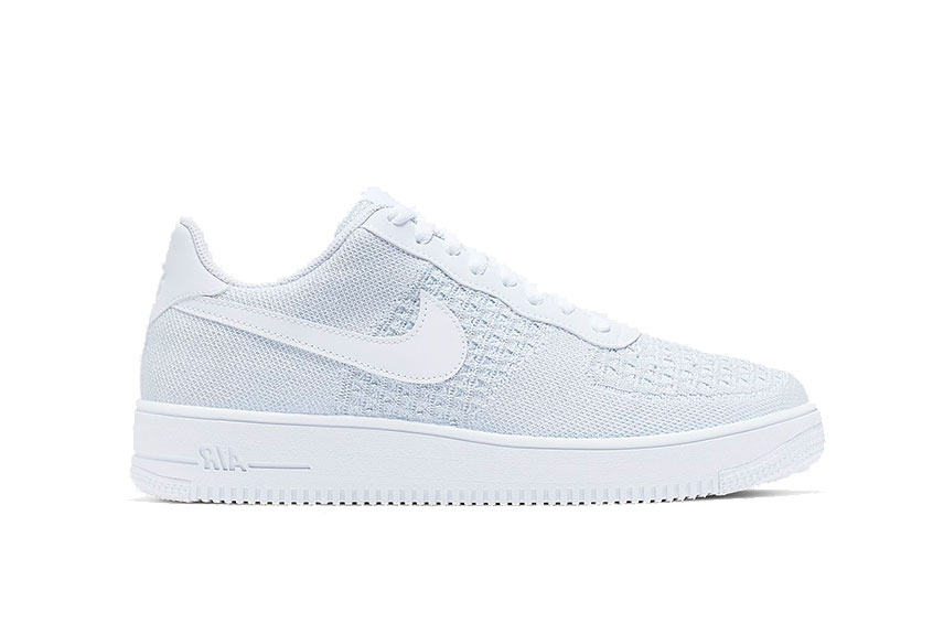 Nike Air Force 1 Flyknit 2.0 White av3042-100