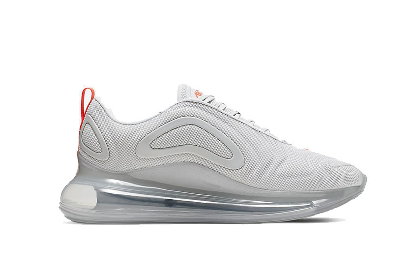 Nike Air Max 720 Pure Platinum Orange : Release date, Preis & Infos